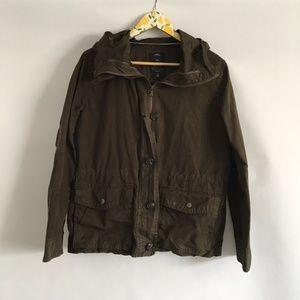 Gap Outdoor Edition Green Utility Jacket Medium